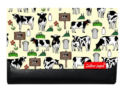 Selina-Jayne Cows Limited Edition Designer Small Purse
